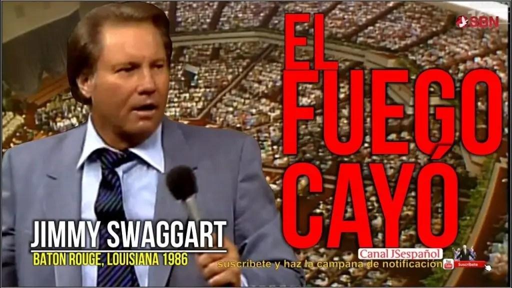 Lee más sobre el artículo Jimmy Swaggart – El fuego cayó 1986
