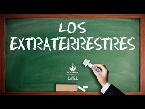 Lee más sobre el artículo Los Extraterrestres en la Biblia – Apóstol German Ponce
