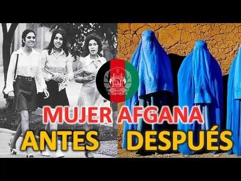 Lee más sobre el artículo Mujeres afganas, antes y despues del Talíban