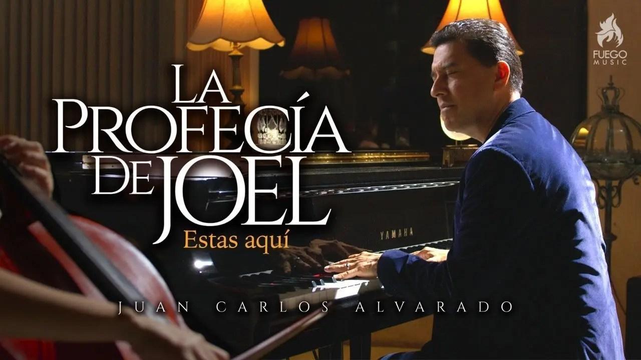 Lee más sobre el artículo La Profecía de Joel (Estás Aquí) – Juan Carlos Alvarado