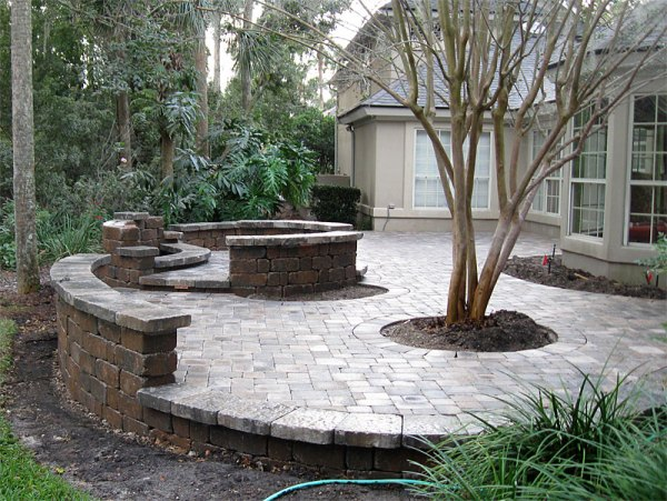 hardscape package #4 - brick paver