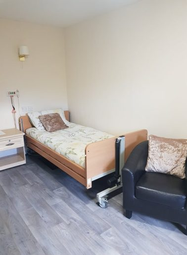 The Firs Bedroom1