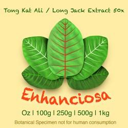 Tong Kat Ali Long Jack extract 50x