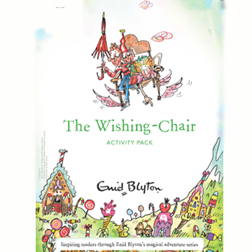 wishing chair photo frame office yangon enid blyton themed free activities and downloads the activity pack