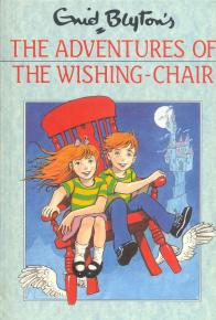 Adventures of the WishingChair No 32 by Enid Blyton