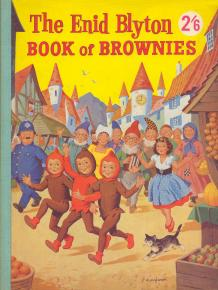 The Enid Blyton Book of Brownies Hop Skip  Jump by