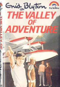 The Valley of Adventure (BOW 105) by Enid Blyton