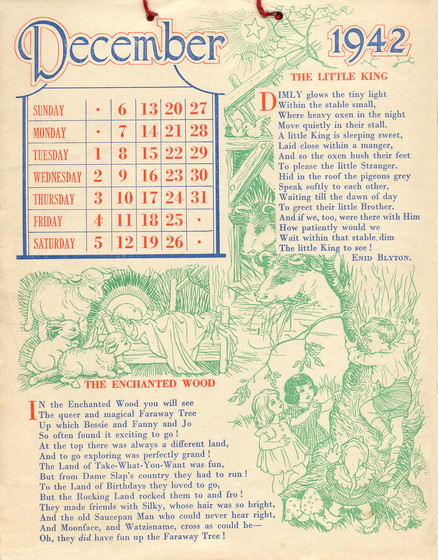 chair design famous rustic dining sunny stories calendar for 1942 by enid blyton