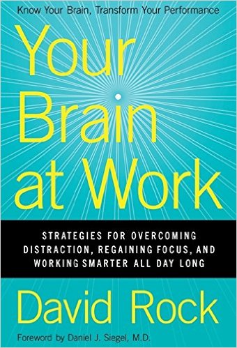 Your Brain at Work book cover