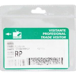 Porta-Credencial de PVC