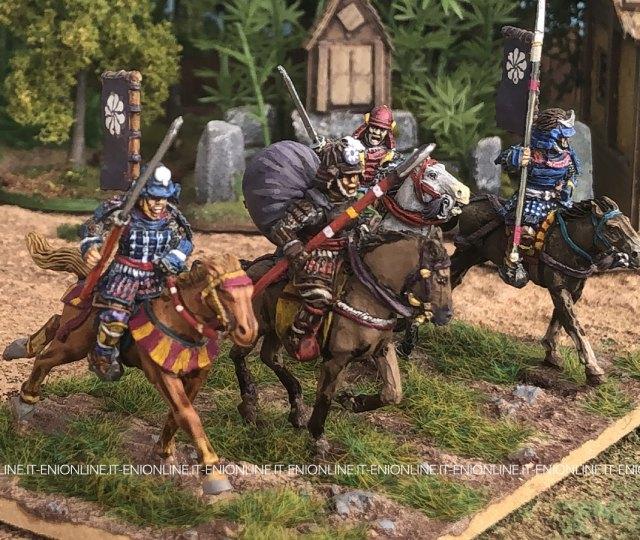 Toratane clan 28mm samurai