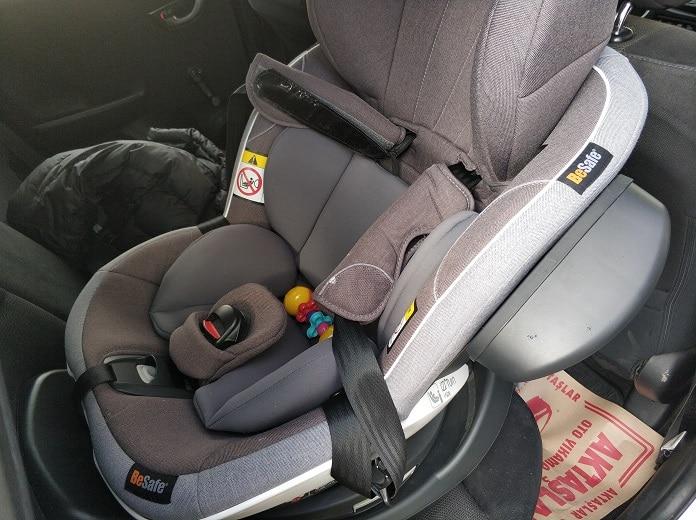 besafe izi turn isize en iyi bebek oto koltugu miknatisli kemerler