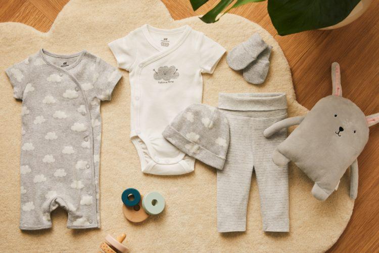 en iyi bebek kıyafetleri h&m