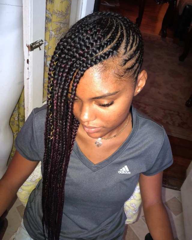 top 50 ghana braids that will make others wow!