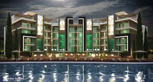 ميد تاون كوندو العاصمة الإدارية الجديدة Midtown Condo New Capital