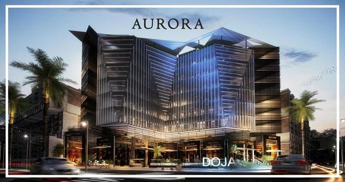 أرورا العاصمة الإدارية Aurora New Capital