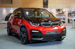 2. The First-Ever BMW i3s