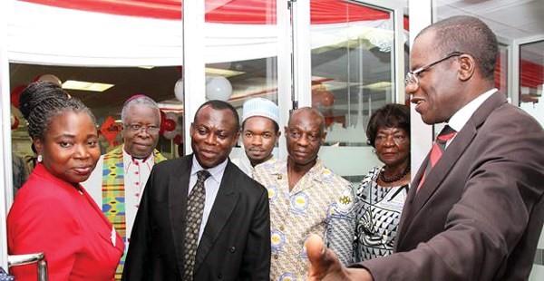 Societe General Ghana Commissions Its Dansoman Branch