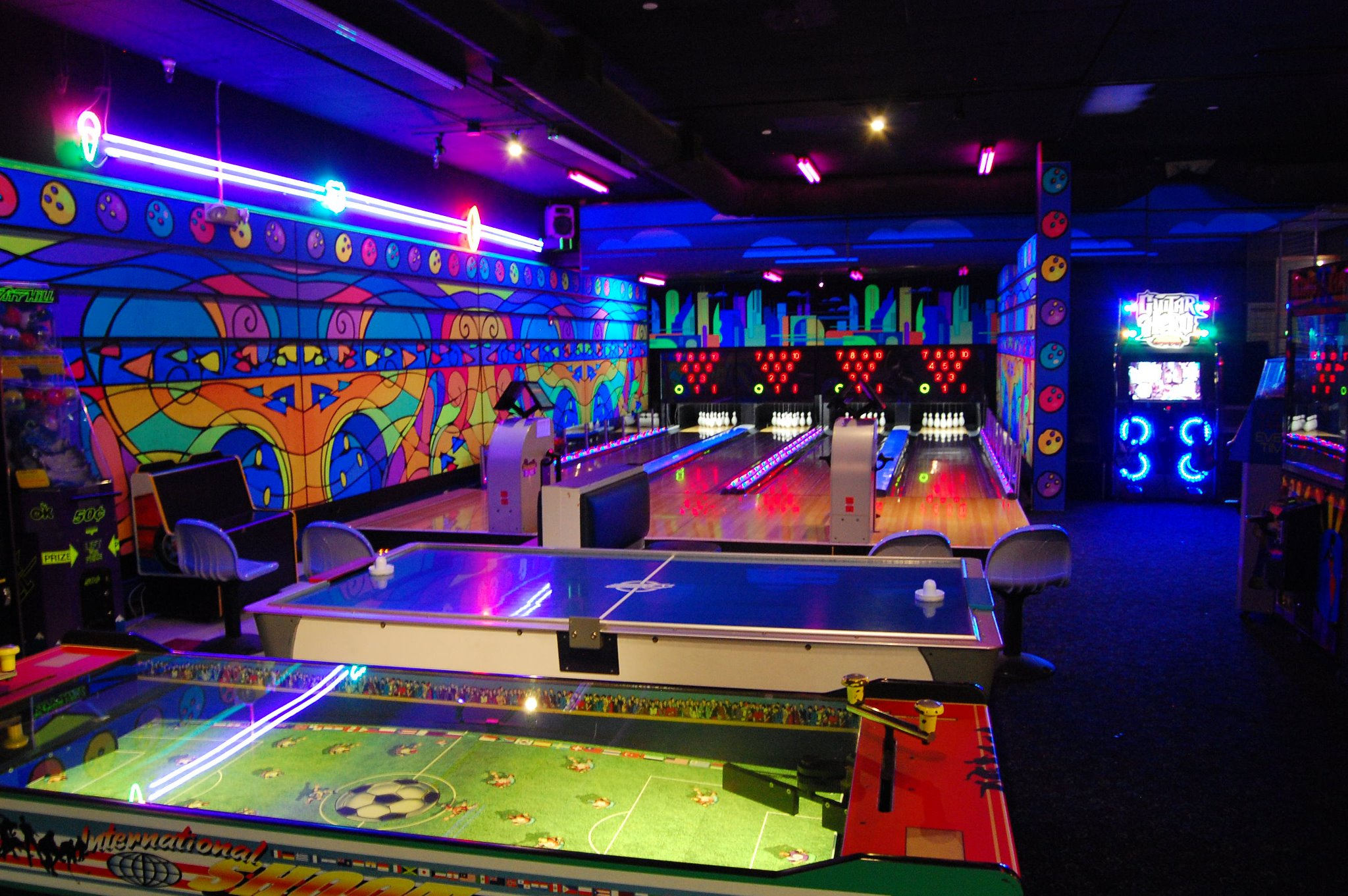 Luigis Pizza And Fun Center