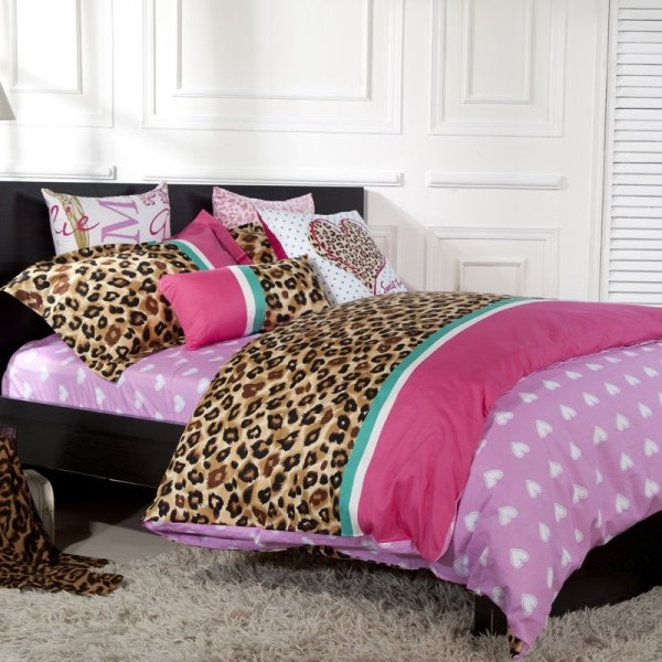 Cheetah Print Bedding Sets Queen