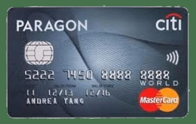 Citi Paragon WORLD MasterCard   Singapore 2020   Credit Card Review