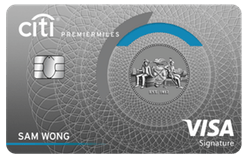 Citibank PremierMiles Card in Singapore   Updated October 2019