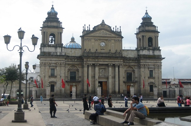 Cathedral Guatemala City