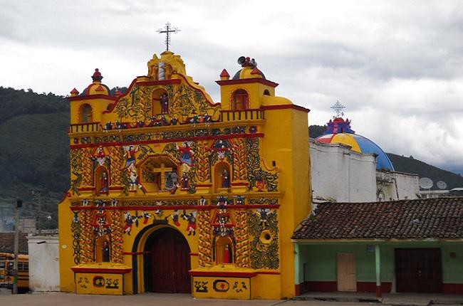 Flores Guatemala History