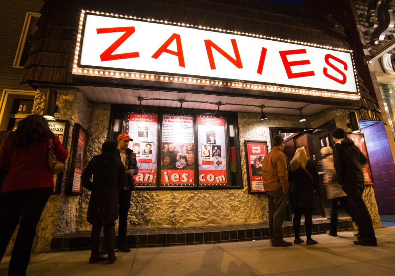 Zanies Comedy Club - Chicago   Enjoy Illinois