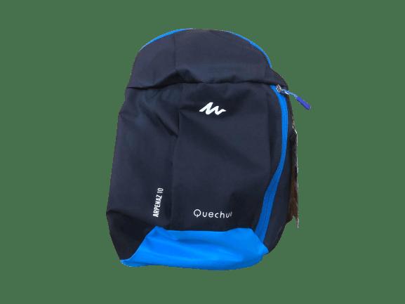 quechua 10L backpack navy blue