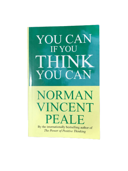 You Can If You Think You Can (Paperback)- Norman Vincent Peale
