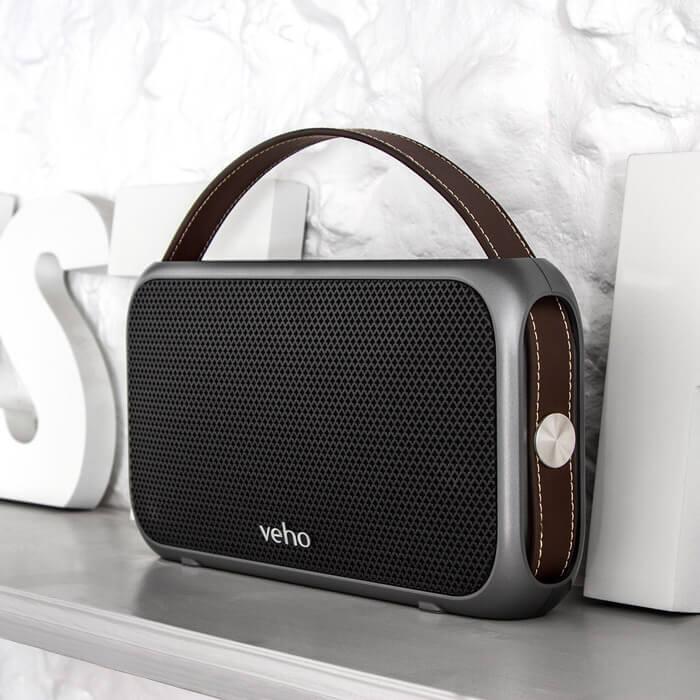 Veho M7 Retro Lautsprecher  Gadgets und Geschenke