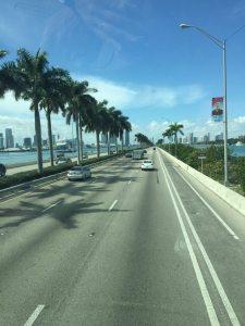 A caminho de Miami Beach. Foto: Enjoy Miami