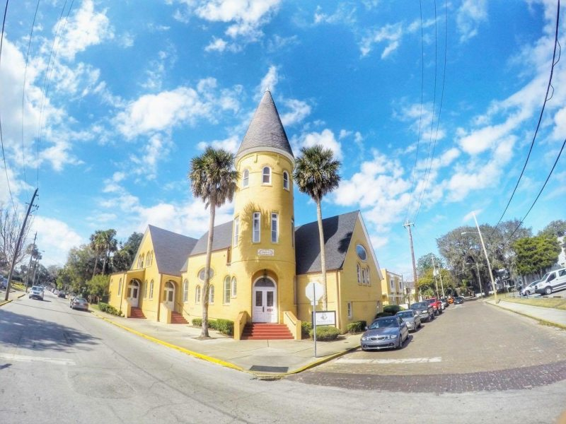 St Augustine - Foto: Verônica Furtado