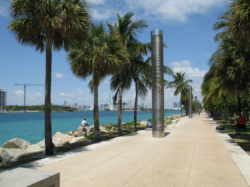 South Poin Park - Foto: Enjoy Miami