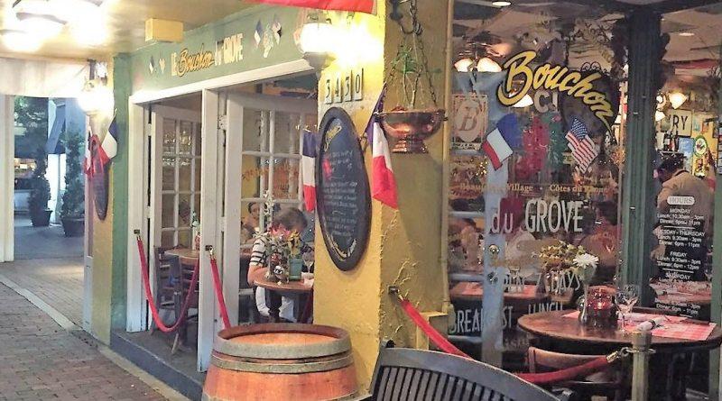 Restaurante Francês em Mimi