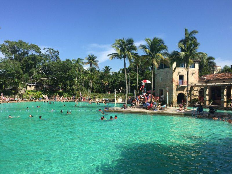 crianças em Miami