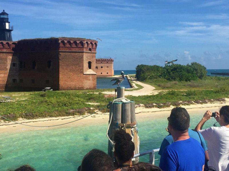 Ferry Boat para o Dry Tortugas. Foto: Enjoy Miami