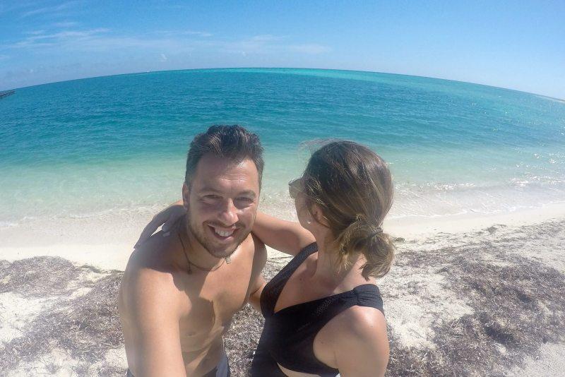 Área intocada do Dry Tortugas National Park. Foto: Enjoy Miami
