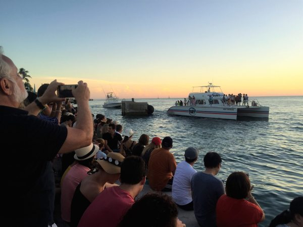 Sunset Celebration: Enjoy Miami