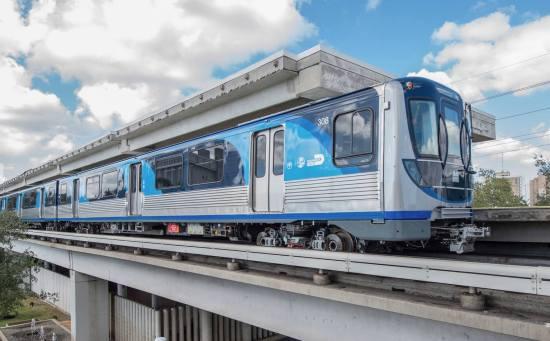 metrô de Miami