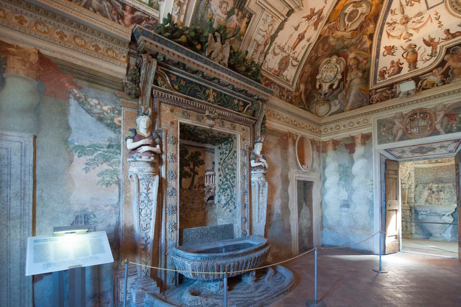 Enchanting Day Trip from Rome Tivoli  Hadrians Villa
