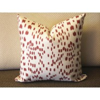 Red Throw Pillows For Sofa Red Decorative Pillows New ...