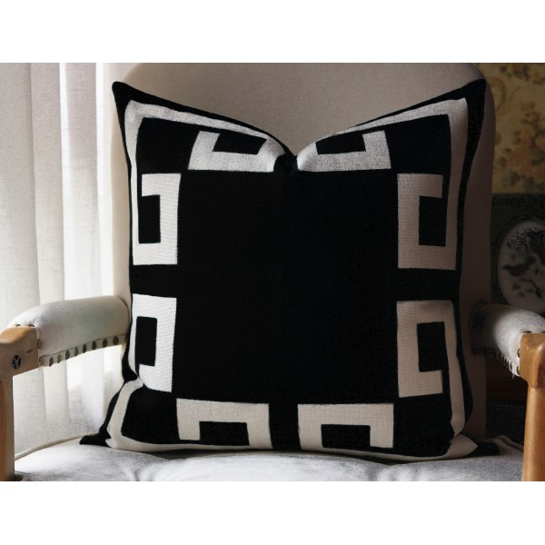 designer pillow windsor smith pillow geometric pillow
