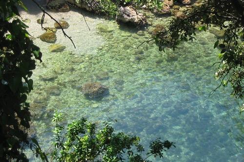 Bagni della regina Giovanna  Escursioni a Sorrento