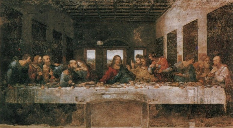 Leonardo-da-Vinci-Ostatnia-wieczerza