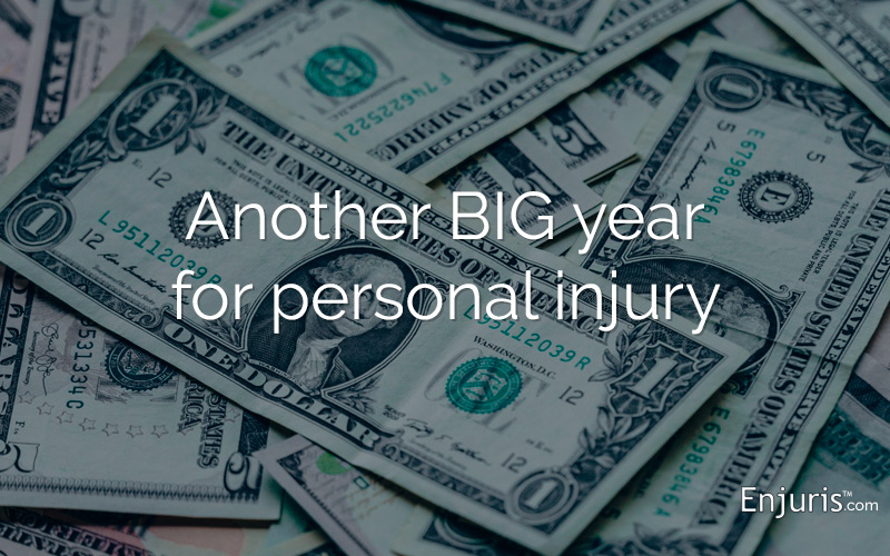 Top Personal Injury Settlements And Judgments In 2018