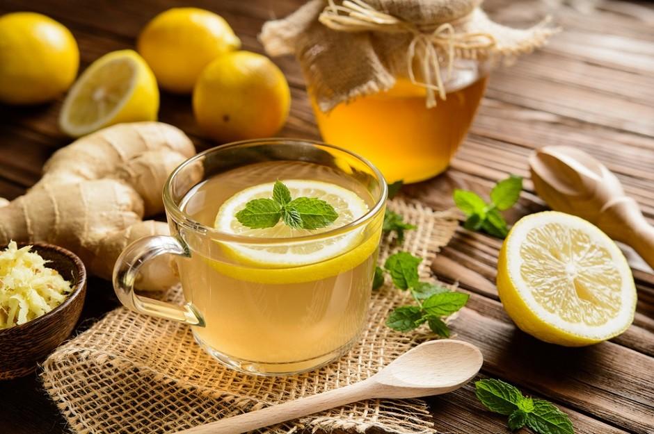 - ifa i ecek - Kışın zinde kalmak için doğal ballı kış içeceği tarifi: Zencefilli Doğal Bal!