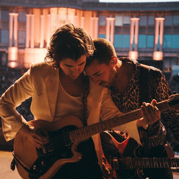 The Last Shadow Puppets – My Mistakes Were Made For You