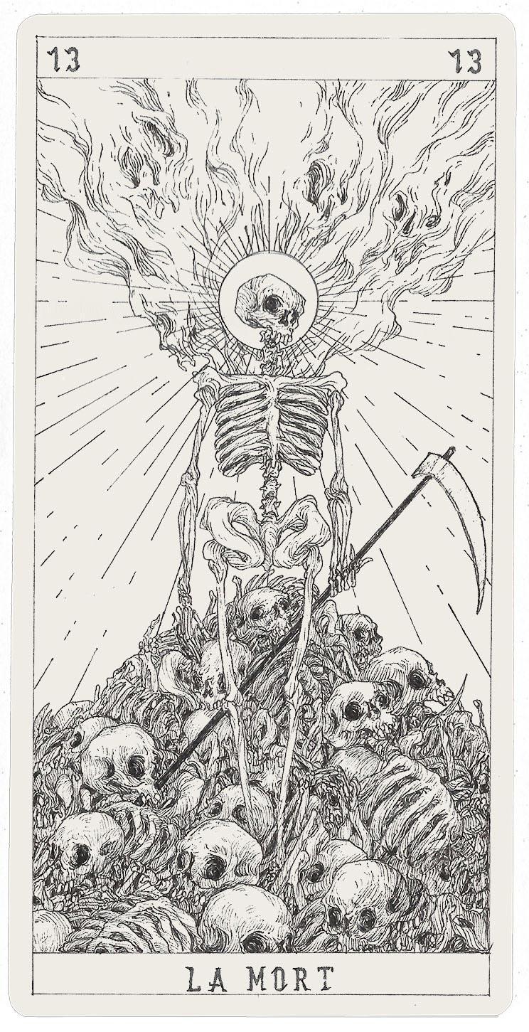 Orphics – Tarot Card